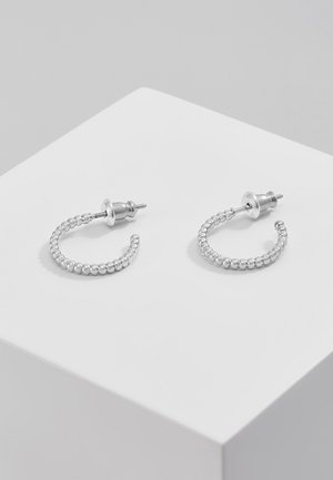 LEAH - Earrings - silver-coloured