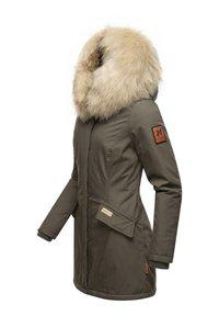 Navahoo - Winter coat - dark grey - 1