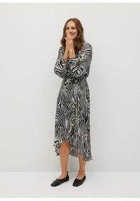 Mango - Maxi dress - schwarz - 0