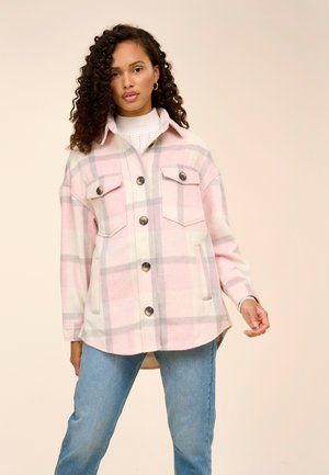 Light jacket - rosa