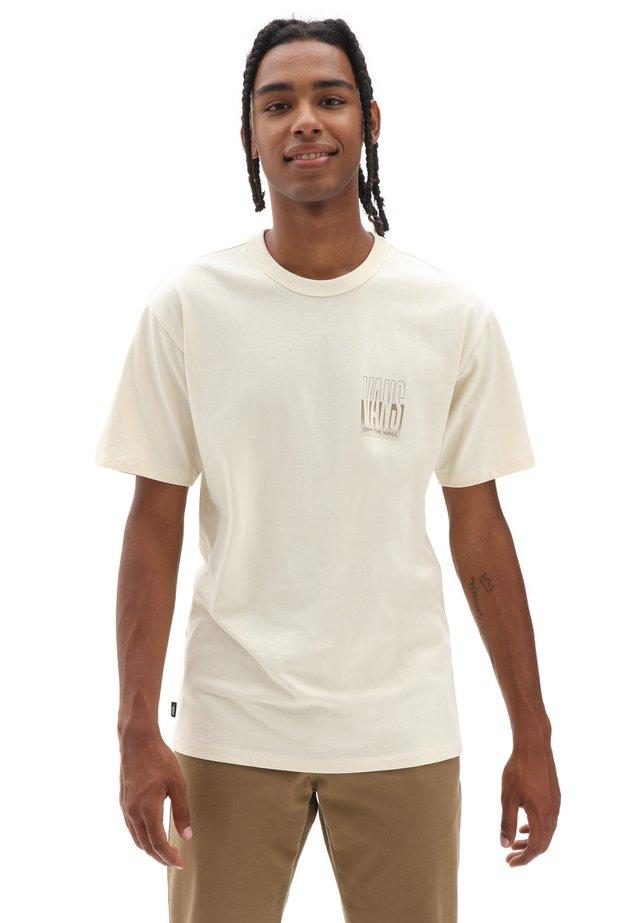 T-shirt print - seedpearl