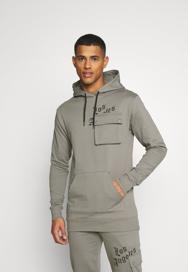 COMBAT TRACKSUIT - Trainingspak - grey