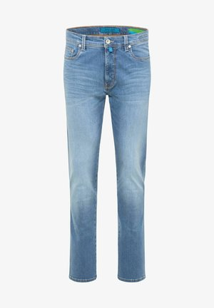 LYON - Jeans Tapered Fit - darkblue