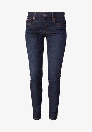 SERRET - Jeans Skinny Fit - dark indigo