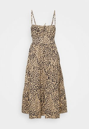 ALEXIA MIDI DRESS - Day dress - shamari animal