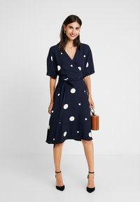 Esprit Collection - NEW DULL - Day dress - navy - 2