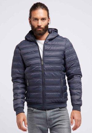 NORMAL FIT - Light jacket - marine