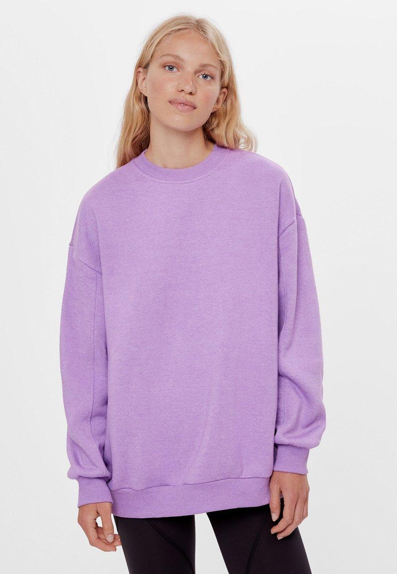 Bershka - Sweatshirts - mauve