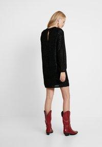 Vero Moda Tall - VMISOLDA SHORT DRESS TALL - Cocktailklänning - black - 3