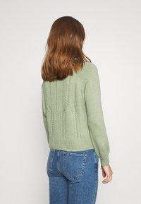 Trendyol - Cardigan - mint - 2