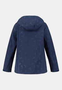 Ulla Popken - Soft shell jacket - dunkelblau - 3