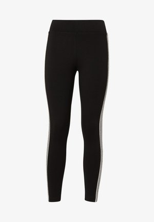 Leggings - deep black