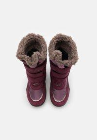 Primigi - Zimní obuv - sangria/gelso - 3