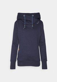 Ragwear - GRIPY BOLD - Sweatshirt - navy - 4