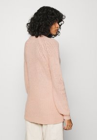 ONLY - ONLNICOYA ONECK - Jumper - rose smoke - 2