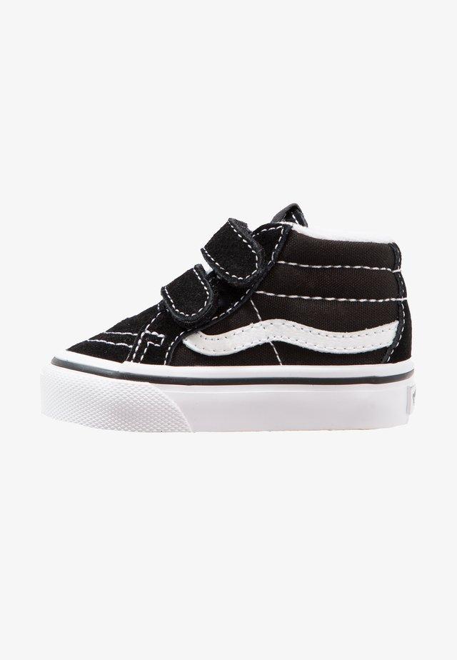 TD SK8-MID REISSUE V - Sneakers hoog - black/true white