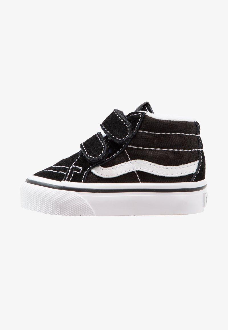 Vans - TD SK8-MID REISSUE V - Sneakers hoog - black/true white