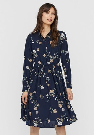 VMFALLIE - Day dress - navy blazer