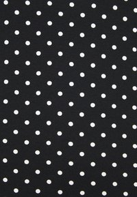 Lauren Ralph Lauren Woman - ALLI SHORT SLEEVE - T-shirt con stampa - black/white - 5