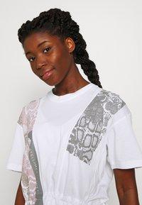 adidas by Stella McCartney - GRAPHIC TEE - Print T-shirt - white - 3