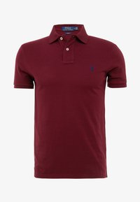 Polo Ralph Lauren - SLIM FIT MODEL  - Polo - classic wine - 3