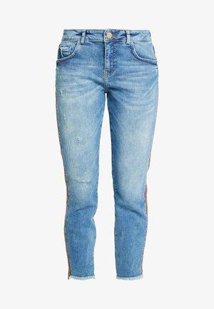 SUMNER FAITH - Jeans Skinny Fit - blue