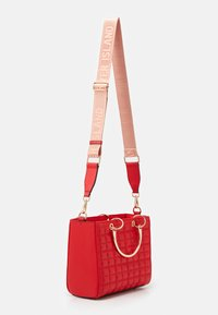 River Island - MED BOXY - Across body bag - red - 1