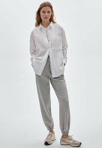 Massimo Dutti - Skjortebluser - white - 1