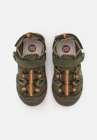 Pax - HAIK UNISEX - Walking sandals - green - 3