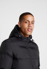 Tiffosi - EDGE - Zimní kabát - black - 3