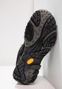 Merrell - MOAB 2 MID GTX - Hiking shoes - black - 4