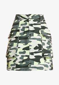 TWINTIP - A-line skirt - green - 4