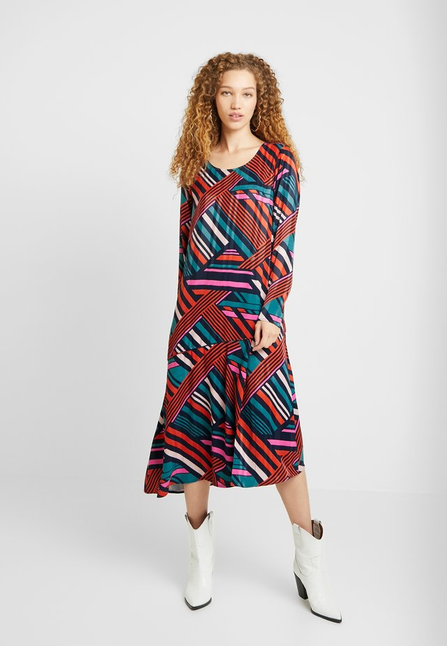 NUNALANI DRESS - Robe d'été - sapphire