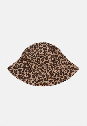 PCDRE BUCKET HAT - Chapeau - coffee bean