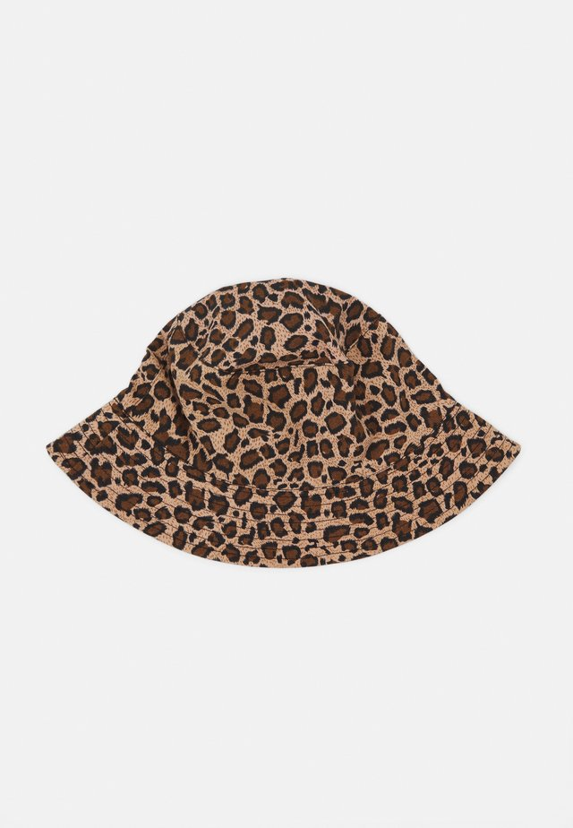 PCDRE BUCKET HAT - Kapelusz - coffee bean