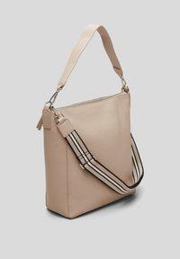 s.Oliver - Shopper - beige - 1