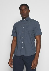 Marc O'Polo - SHORT SLEEVE - Shirt - dark blue - 0