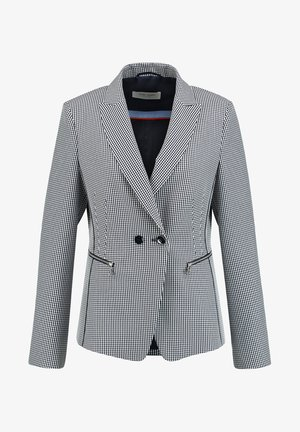 Blazer - blue/ecru/white