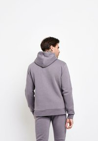 11 DEGREES - Jersey con capucha - grey - 2