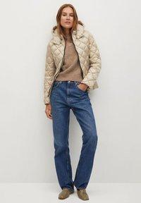 Mango - BLANDIN - Winter jacket - ecru - 1