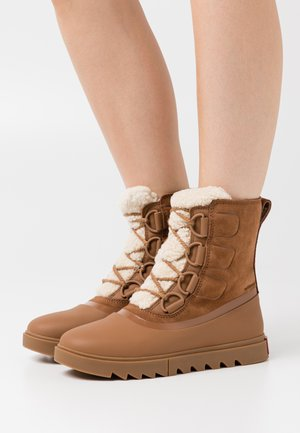 JOAN OF ARCTIC NEXT LITE - Veterboots - cognac