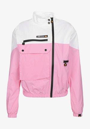 Training jacket - pink