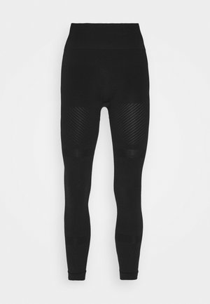 SEAMLESS BLOCKED - Medias - black