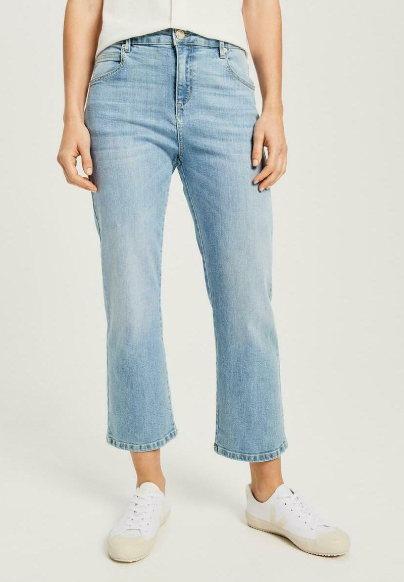 Opus - Straight leg jeans - blue