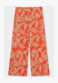 C&A Premium - Trousers - dark orange - 0