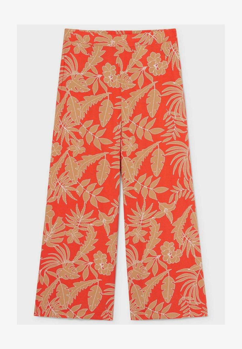 C&A Premium - Trousers - dark orange