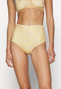 Samsøe Samsøe - GYTEA BOTTOM  - Bikini bottoms - golden aster - 0