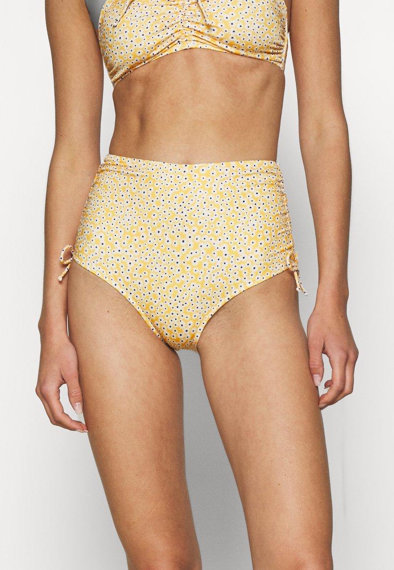 Samsøe Samsøe - GYTEA BOTTOM  - Bikini bottoms - golden aster