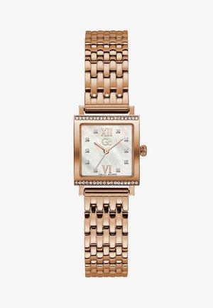 QUADRACHIC - Watch - rose gold