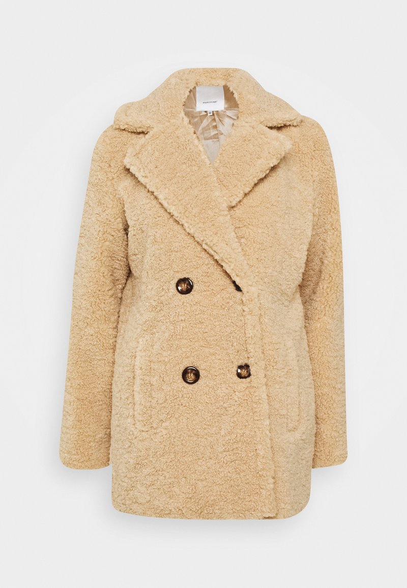 Soyaconcept - KINGA - Short coat - camel